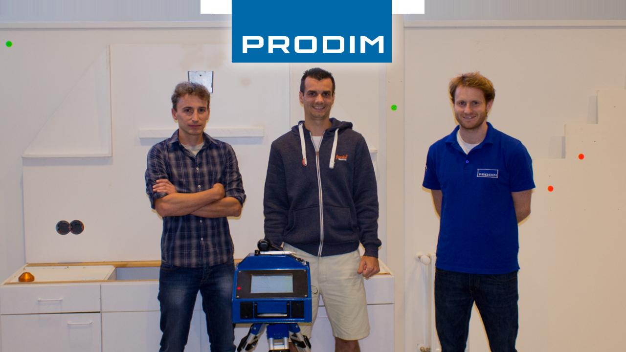 Proliner del usuario PRODIM Andre Celis Natuursteen