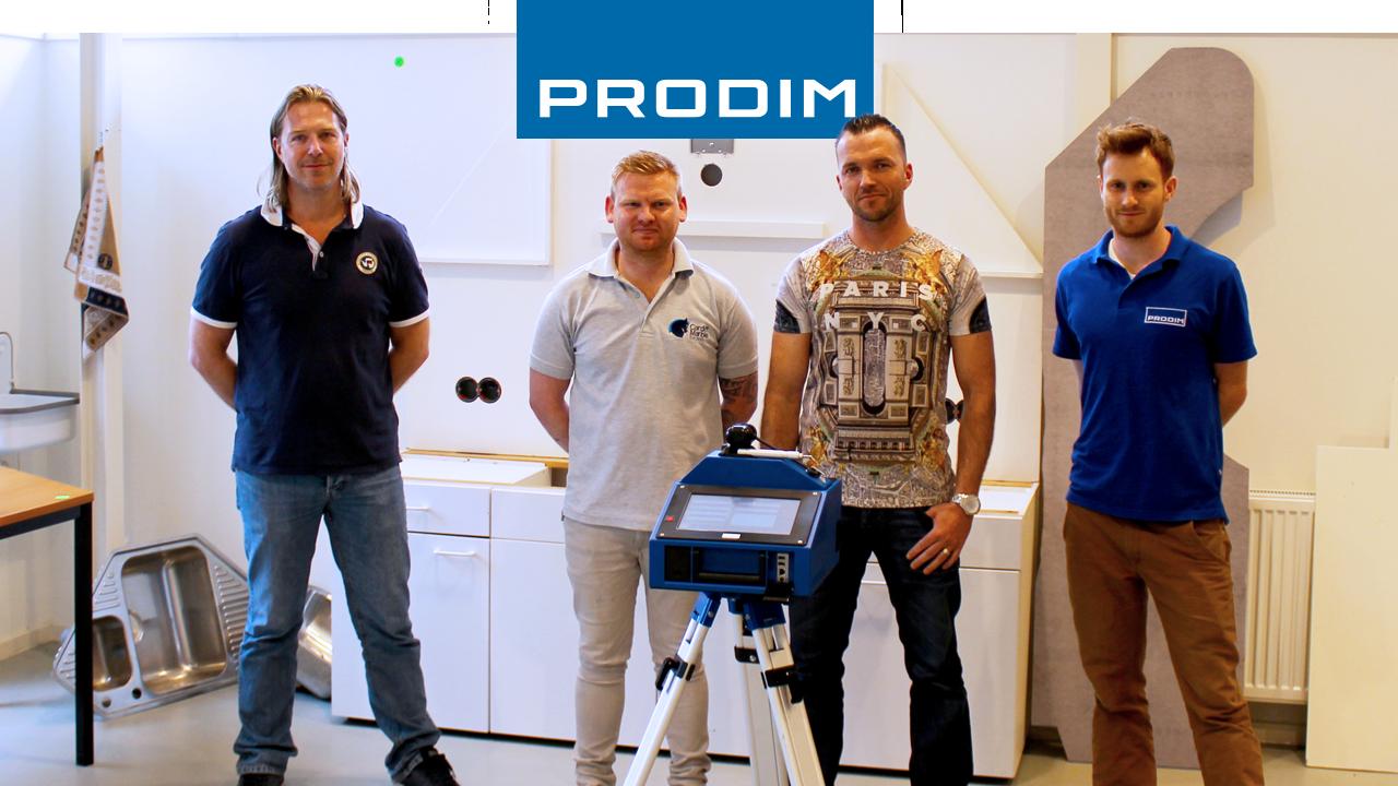 Proliner del usuario PRODIM Cardiff Marble