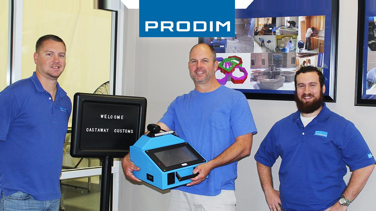 Proliner del usuario PRODIM Castaway Customs