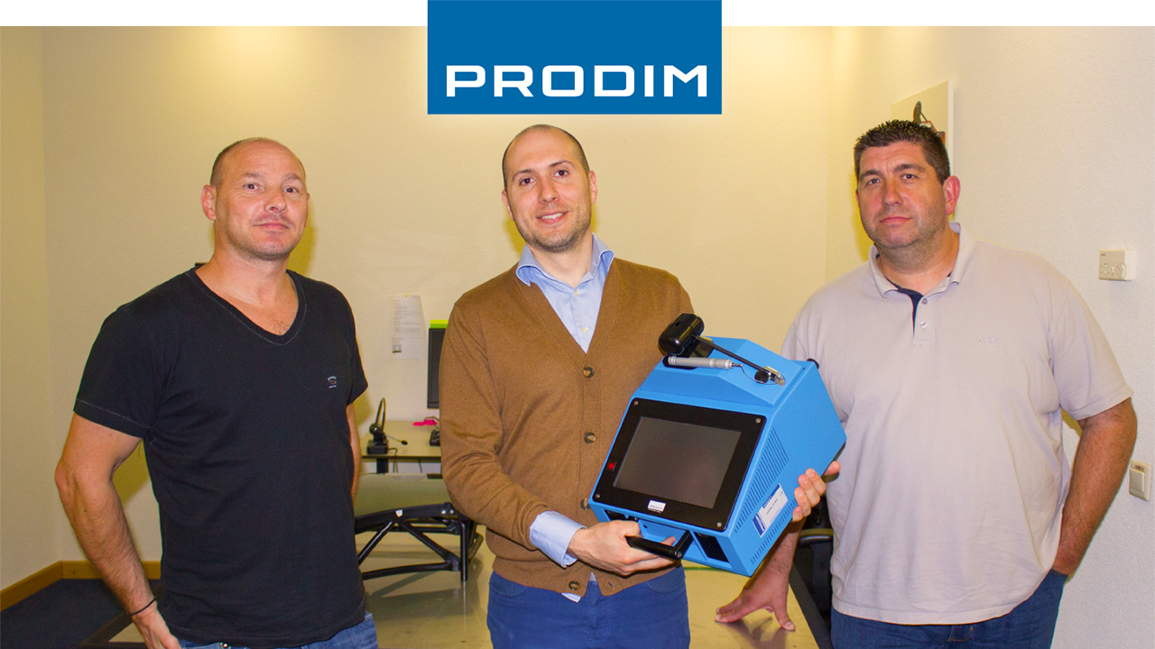 Proliner del usuario PRODIM Instrument Glasses