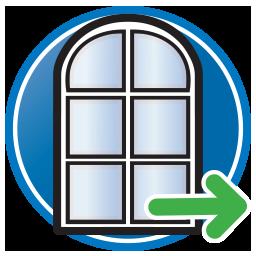 botón para visitar la página de soluciones Puertas y Ventanas PRODIM