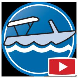 botón para Ver Videos Proliner de Medida digital de la cubierta del barco