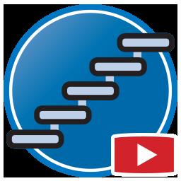 botón para Ver Videos Proliner de Medición digital de huella.