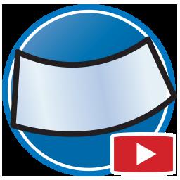 botón para Ver videos Proliner de Medición digital de Ventanas y parabrisas