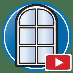 botón para Ver videos Proliner de Medición Digital de Ventanas