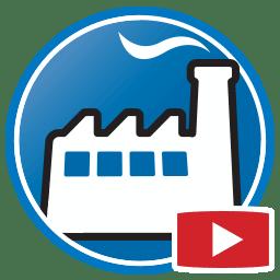 botón para Ver videos PRODIM Fábrica de gestión de producción