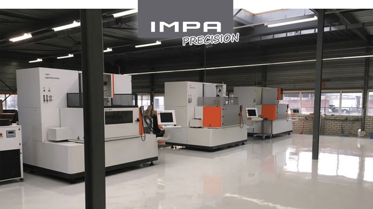 Precisión Impa -EDM Machinery