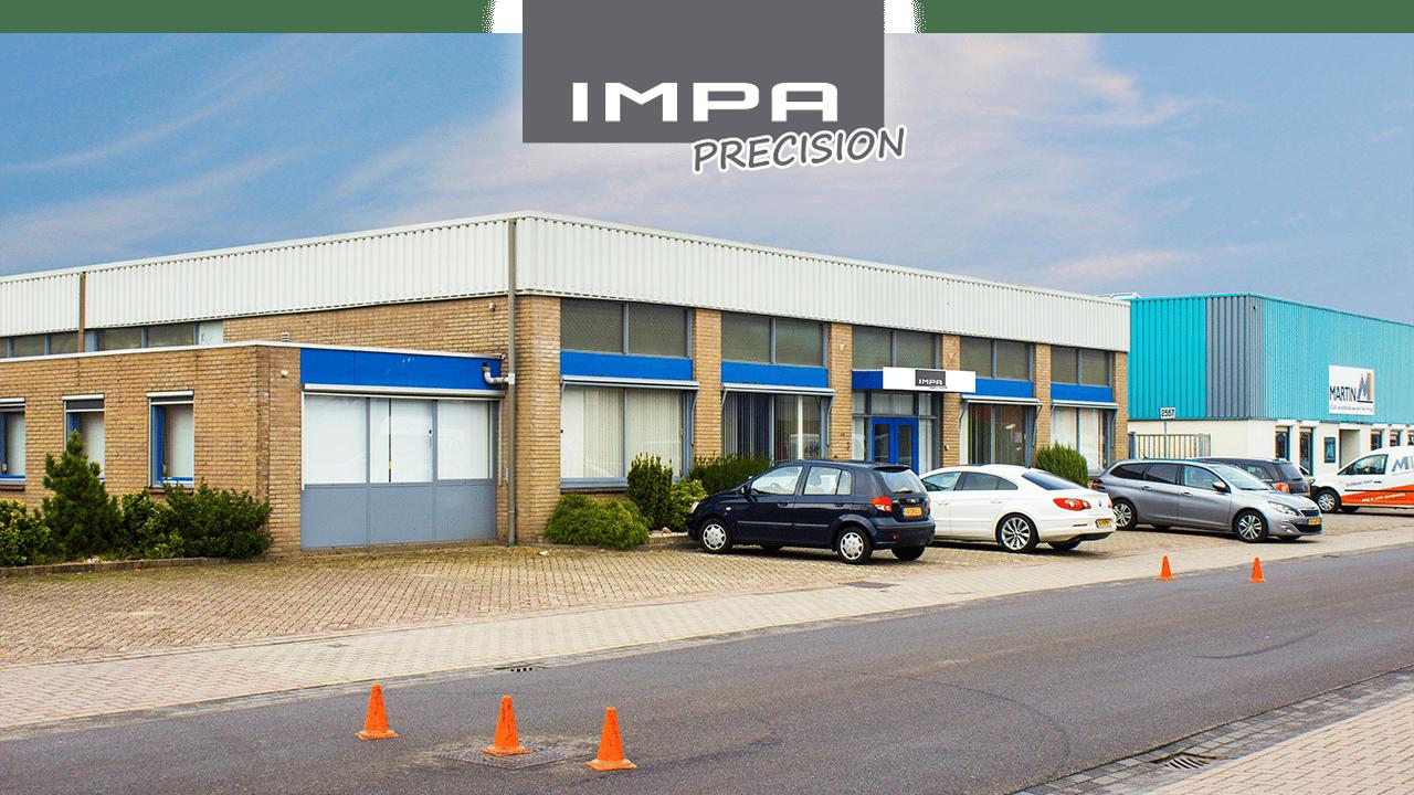 Oficina y fábrica Precisión Impa -Helmond, Países Bajos