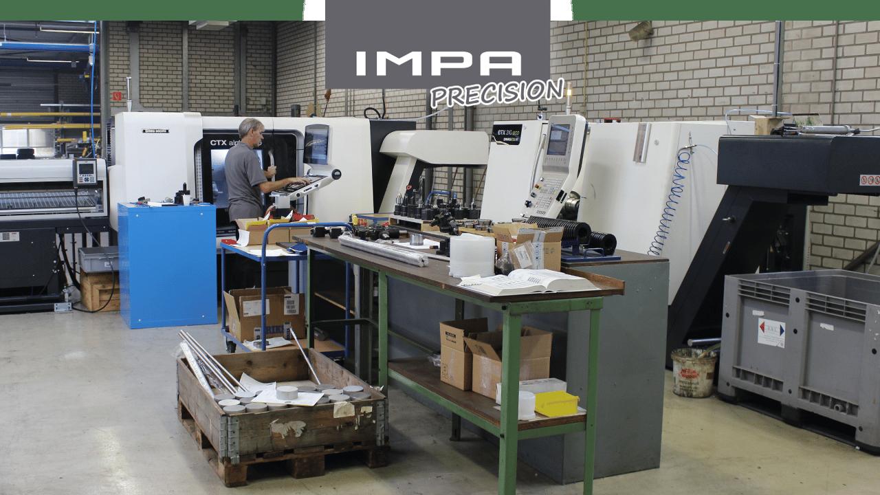 Precisión Impa – Máquinas automáticas de torneado