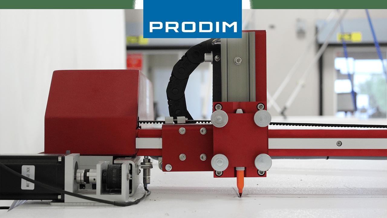 PRODIM Soluciones completas de Medición Herramientas digitales- basadas por industrias en aplicaciones específicas - Imagen plotter PRODIM