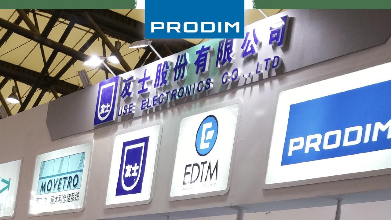 PRODIM Realiza demostraciones Por todo el mundo – Vidrio de China