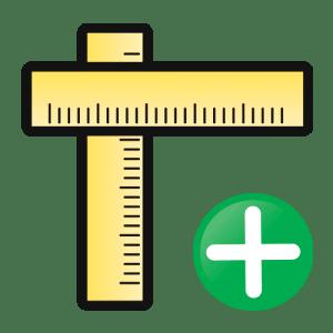 Icono-software Fábrica PRODIM- Creador de Tablas- Agregar funcionalidades de materiales estándar