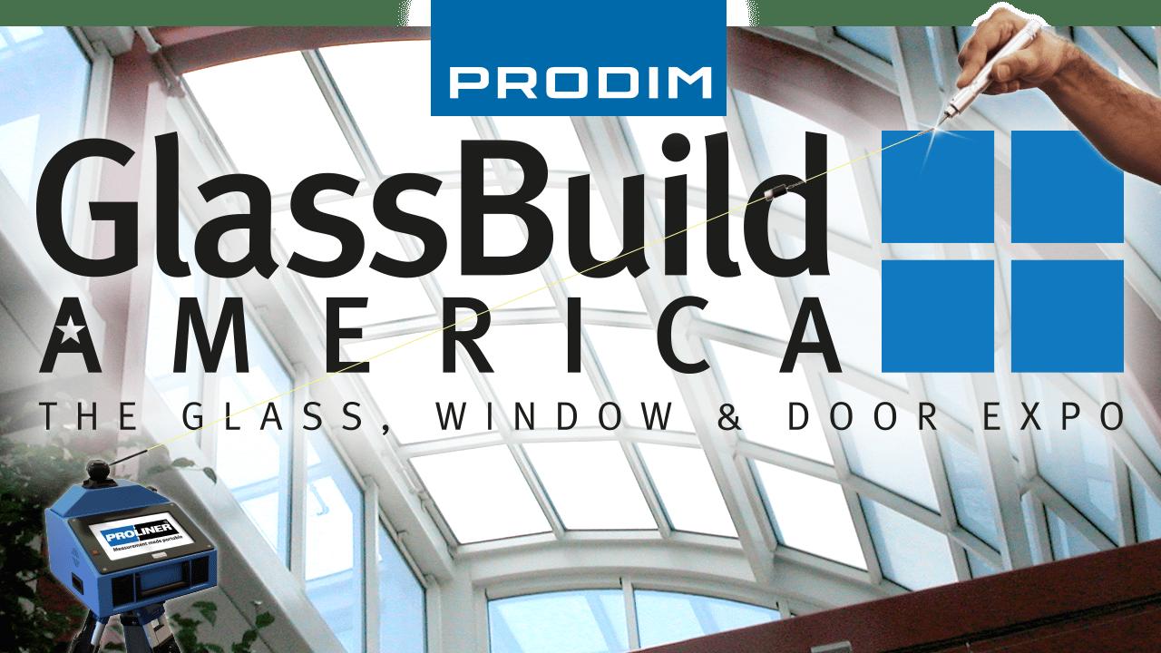 Visita Prodim en GlassBuild America 2018
