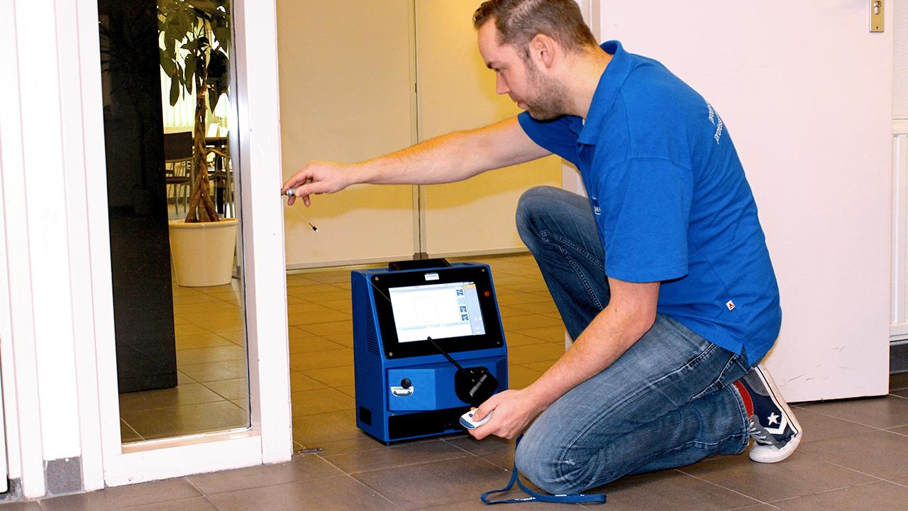 Soluciones industriales para Puertas y Ventanas PRODIM – Puertas de medición