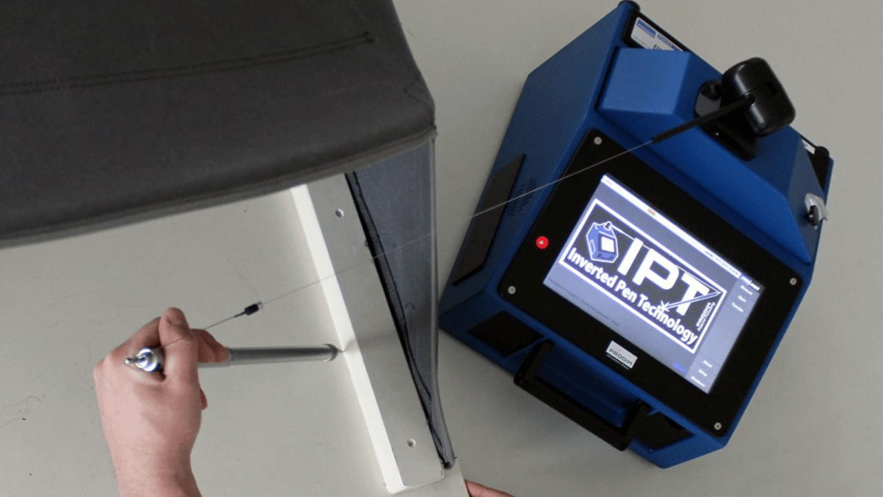 Tecnología de inversor de Bolígrafo PRODIM -IPT