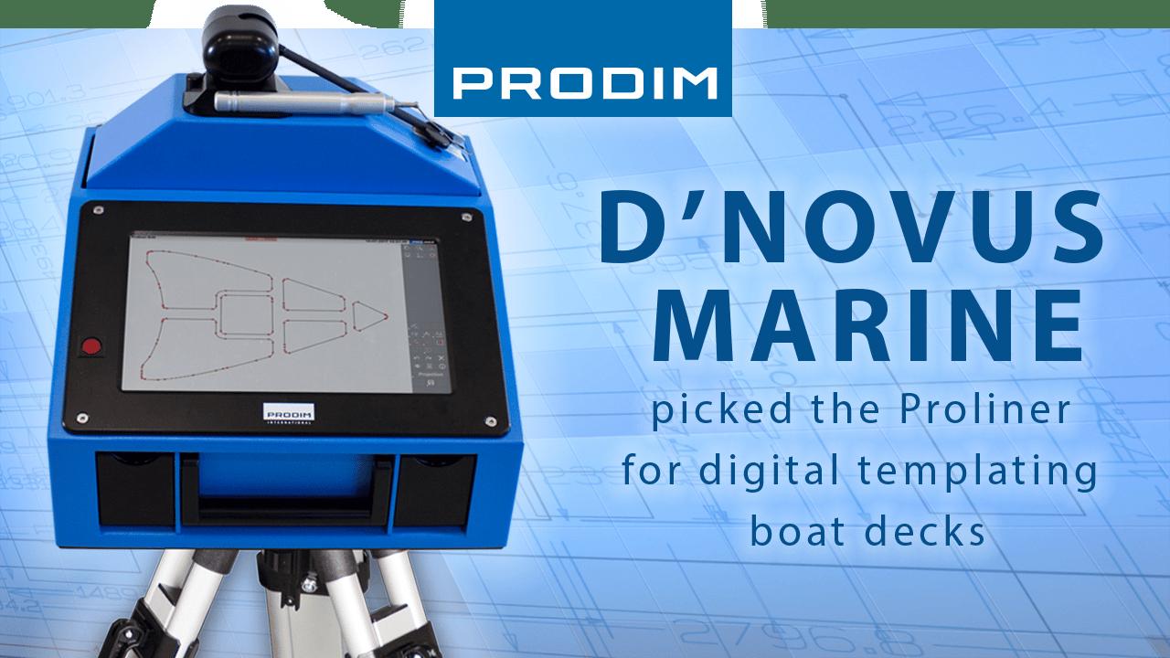 Proliner del usuario PRODIM D'novus Marine