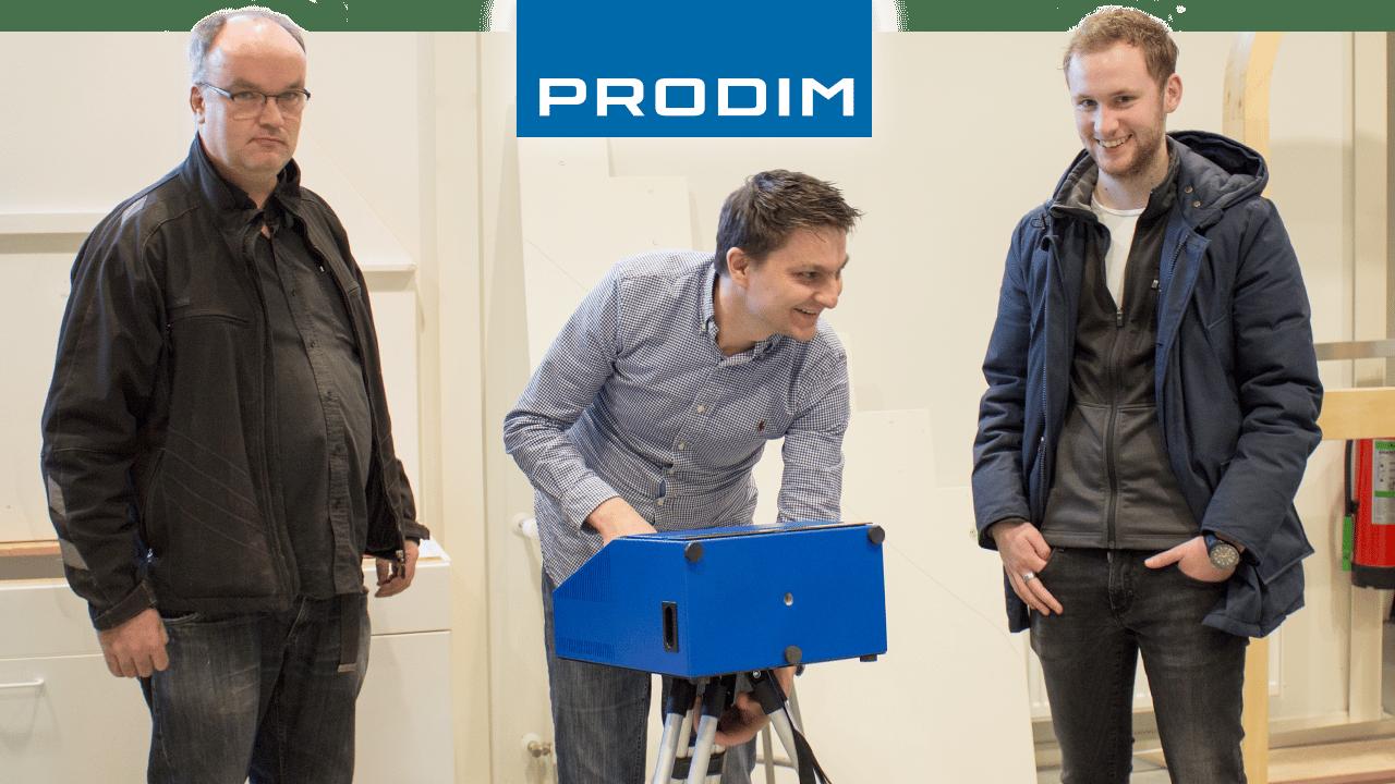 Proliner del usuario PRODIM Visser Spiegels & Glas
