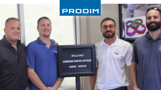 Proliner del usuario PRODIM Carvel Marine