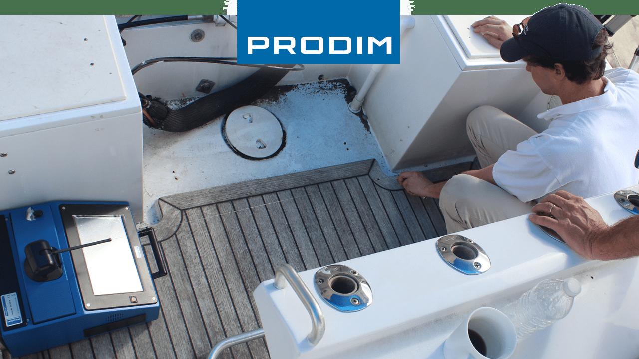 Proliner del usuario PRODIM Saunders Yachtworks
