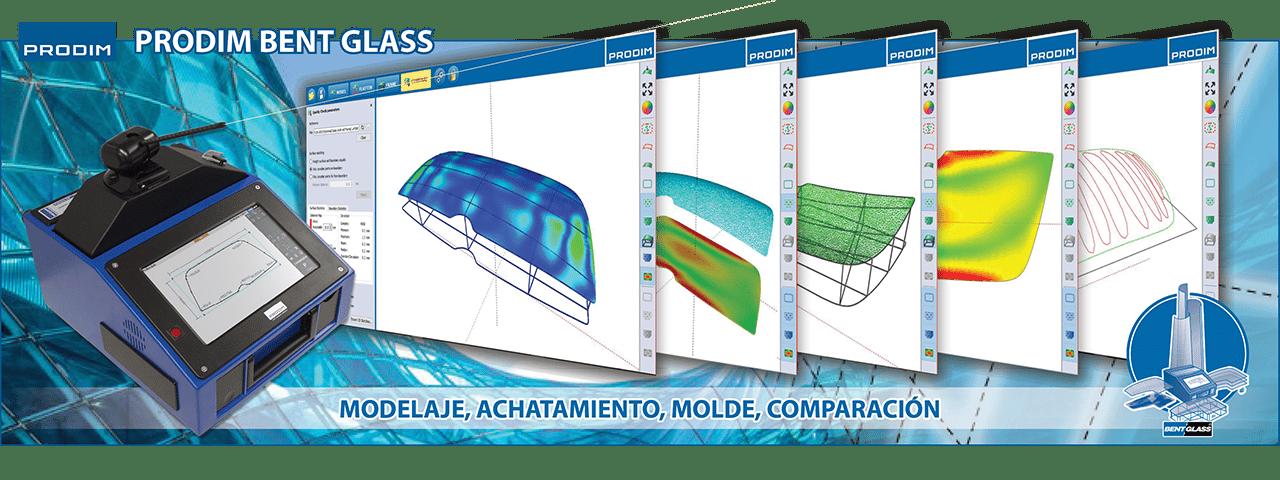 Slider - Prodim Bent Glass software. Haga clic para obtener más información