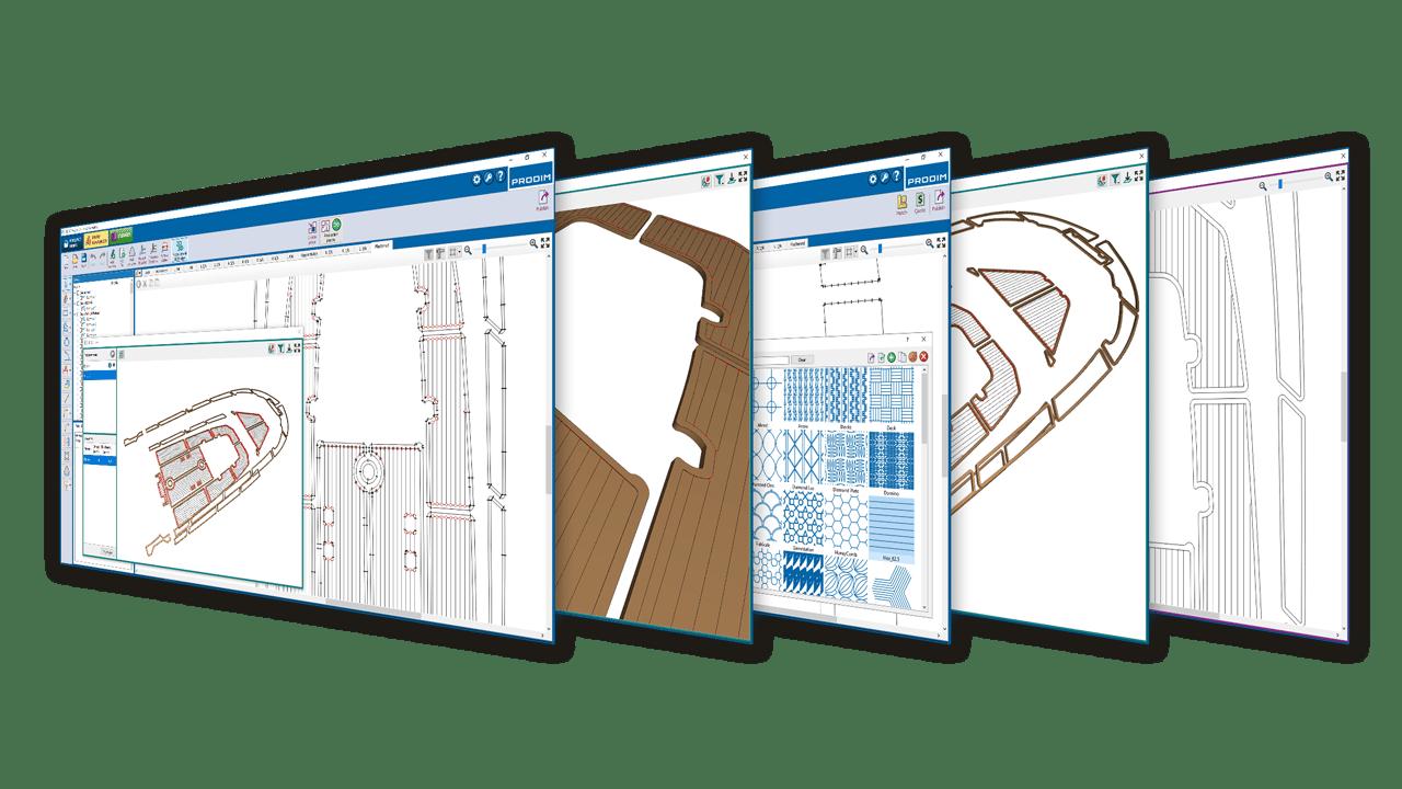 La solución de software Prodim Factory - Industria Nautica