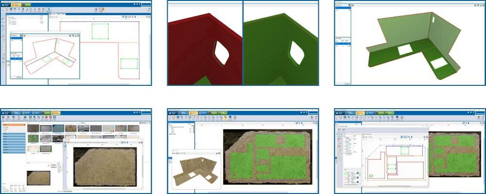 Screenshots - La solución de software Prodim Factory - Industria de la Piedra