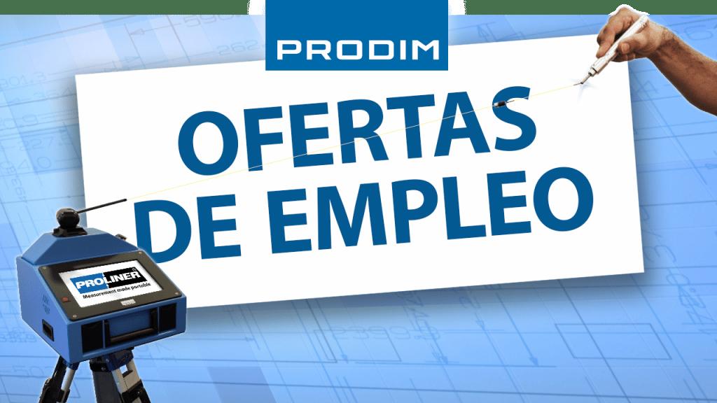 Prodim - Ofertas de empleo