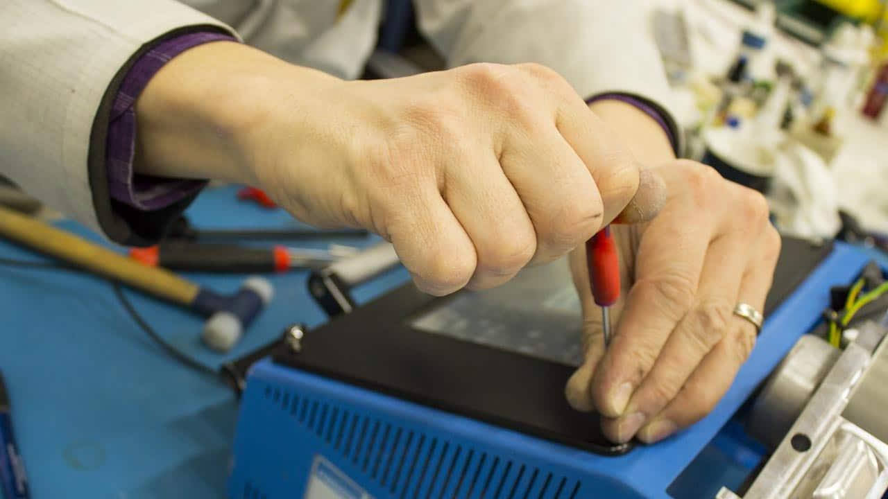 Proliner mantenimiento o reparación