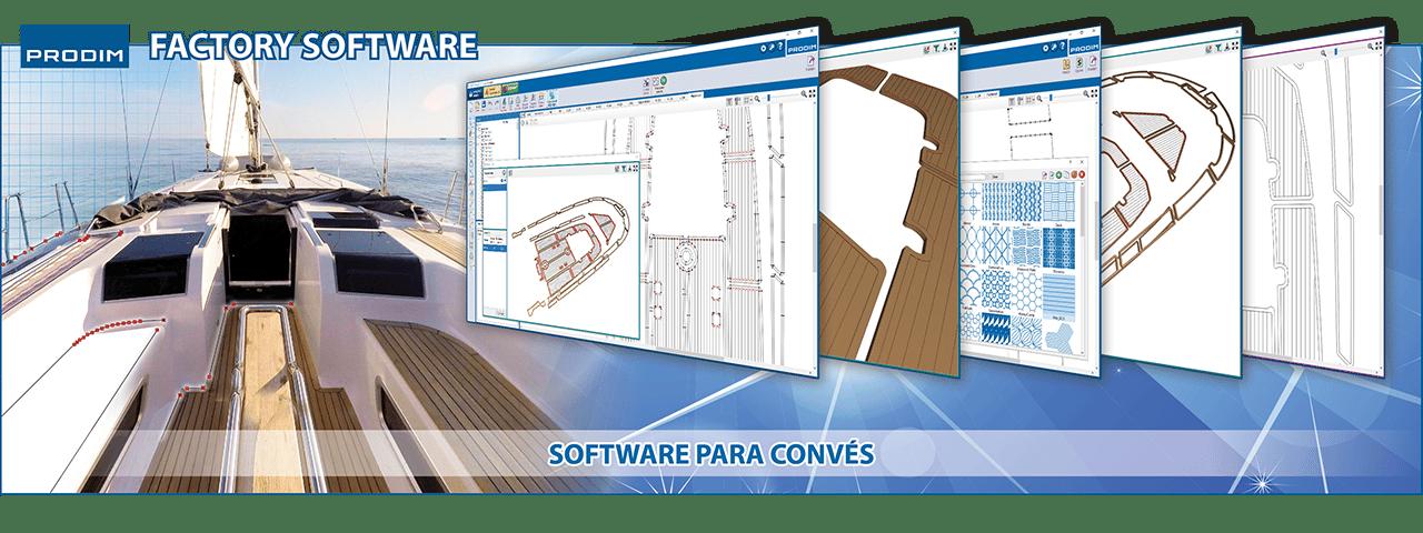 Slider - Prodim Factory - Software Para Convés